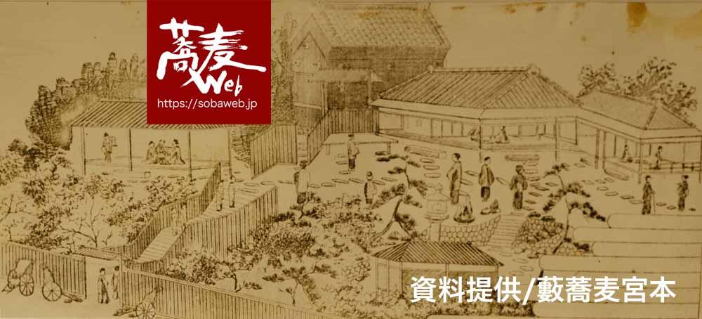 江戸時代の蔦屋の記録